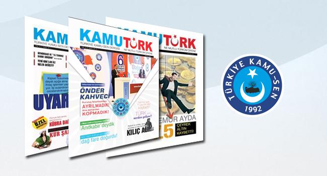 Türkiye Kamu-Sen Dergisi