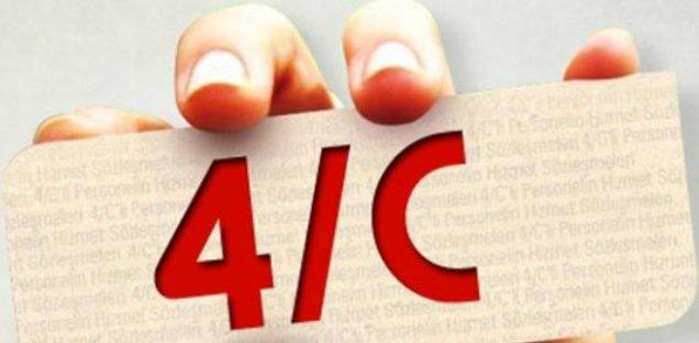 4/C'LİLERİN EMEKLİLİK SÜRELERİNİN DOLMASI İŞTEN ÇIKARMA NEDENİ OLMAMALIDIR