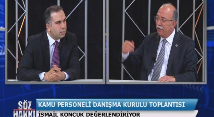 GENEL BAŞKAN BENGÜTÜRK TV'NİN KONUĞU OLDU
