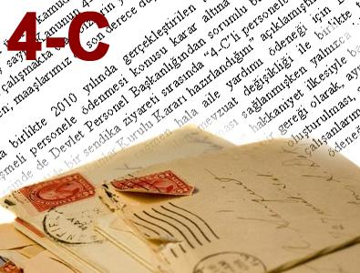 4/C'LİLERDEN TAHSİL EDİLEN HAKSIZ VERGİNİN İADESİNİ İSTEDİK