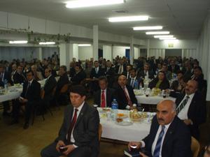 GENEL BAŞKAN ANKARA ŞUBELERİ İLE BİR ARAYA GELDİ.
