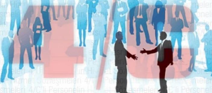 4/C'Lİ PERSONEL SÖZLEŞMELERİNE İLİŞKİN ÖNEMLİ DUYURU
