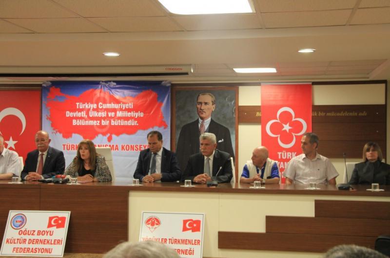 """""""TÜRK MİLLETİ GELECEĞİNE SAHİP ÇIKACAKTIR"""""""
