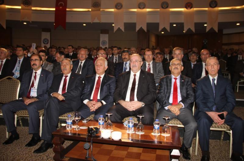 """""""TEK ADRES"""" TÜRKİYE KAMU-SEN BAŞKANLAR KURULU TOPLANTISI GERÇEKLEŞTİRİLDİ"""