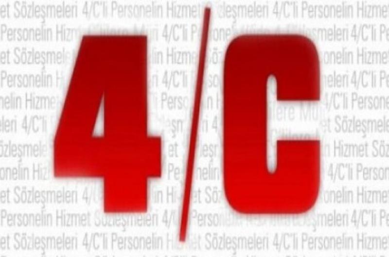 4/C'LİLERİN EK ÖDEME MAĞDURİYETİNE YÖNELİK DİLEKÇE GÖNDERDİK