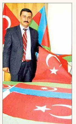 HAYDİ AZERBAYCAN BAYRAKLARI İLE TÜRKİYE –ERMENİSTAN MAÇINA!..