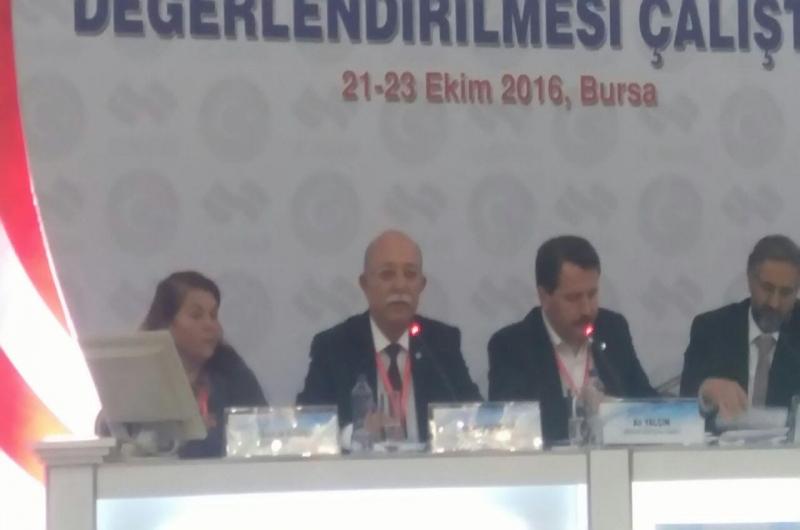"""""""KAMU PERSONEL SİSTEMİNİN DEĞERLENDİRİLMESİ"""" ÇALIŞTAYI BAŞLADI"""