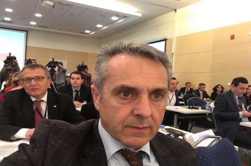 TÜRKİYE-AB KARMA İSTİŞARE KOMİTESİ TOPLANTISI BAŞLADI