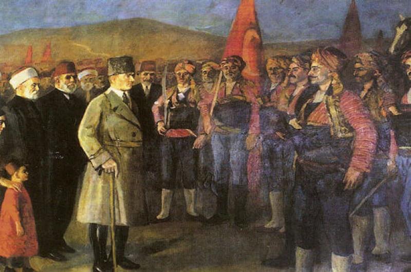 KONCUK: KURTULUŞUMUZUN ANAHTARI 27 ARALIK 1919'DA ANKARA'DA ORTAYA KONAN RUHA SAHİP ÇIKMAKTIR