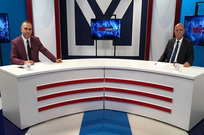 GENEL BAŞKAN KONCUK BENGÜ TÜRK TV'DE TOPLU SÖZLEŞME SÜRECİNİ DEĞERLENDİRDİ