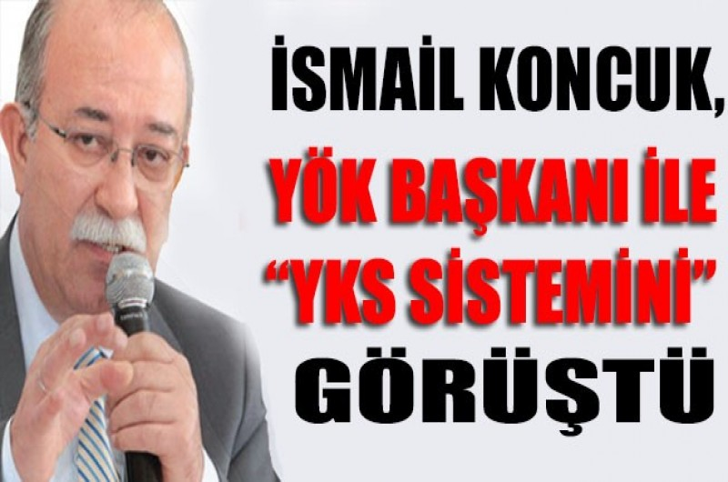 """GENEL BAŞKAN: """"YKS'DE TARİH DERSİ KONUSUNDA GELİŞME BEKLİYORUZ"""""""