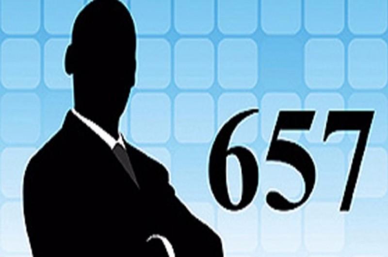 GENEL BAŞKAN: 657 DEĞİŞSİN DİYENLER, NERESİNİN DEĞİŞMESİ GEREKTİĞİNİ DE AÇIKLAMALIDIR!