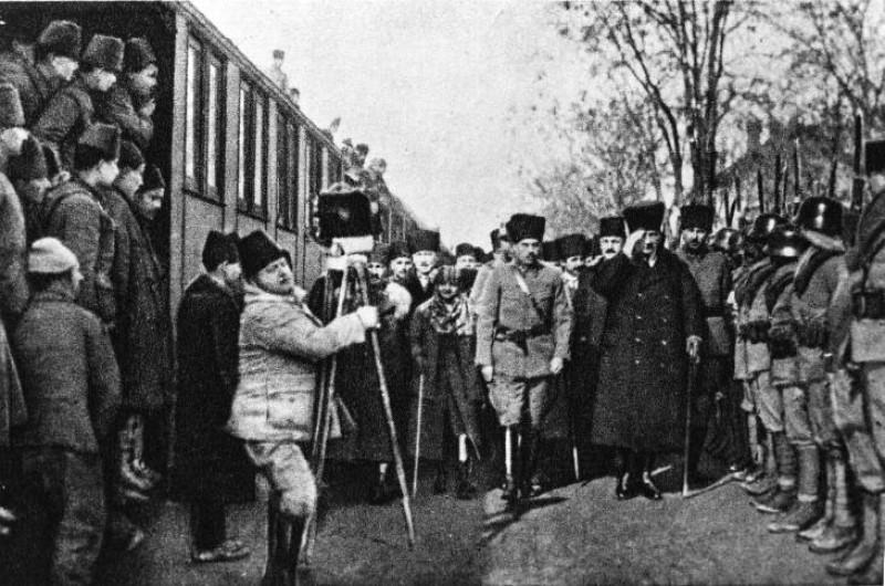 KONCUK: 27 ARALIK 1919'DA ORTAYA KONULAN BAĞIMSIZLIK RUHUNU YAŞATMALIYIZ