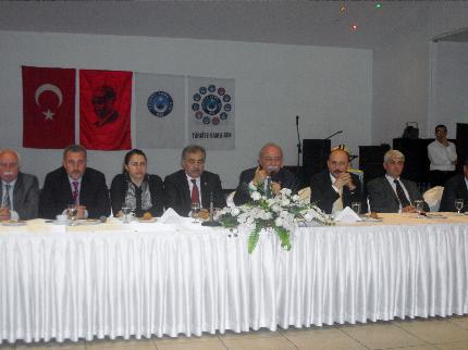 GENEL BAŞKAN TRABZON İL İSTİŞARE TOPLANTISINA KATILDI