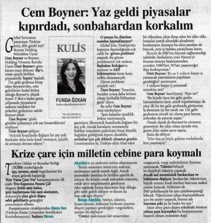 """TÜRKİYE KAMU-SEN'DEN """"HARCAMA ÇEKİ"""" VURGUSU!.."""