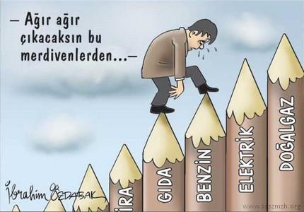 HALKIN SIRTINA BİNEREK ÜLKE YÖNETİLMEZ!