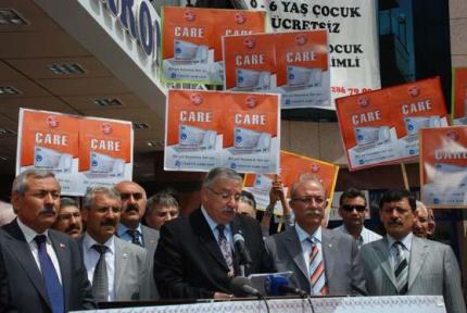 TÜRKİYE KAMU-SEN, 'HARCAMA ÇEKİ' PROJESİNİ HAYATA GEÇİRDİ. SIRA HÜKÜMETTE!...