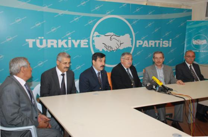 TÜRKİYE PARTİSİ ZİYARET EDİLDİ.