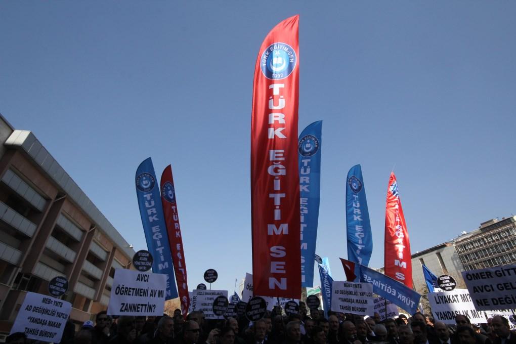 UCUBE YÖNETİCİ ATAMA YÖNETMELİĞİNİ PROTESTO ETTİK