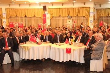 """GENEL BAŞKAN """"KADERİMİZE VE GELECEĞİMİZE SAHİP ÇIKALIM"""" DEDİ."""