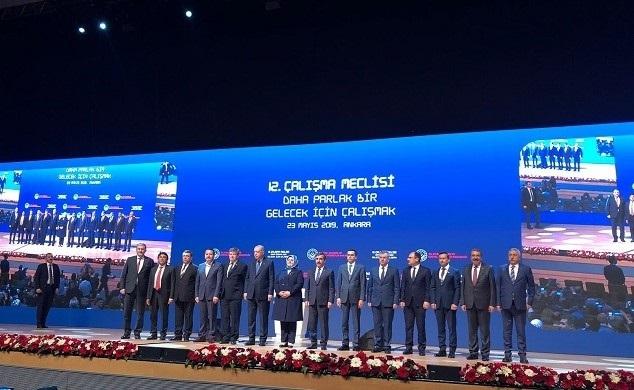 ÇALIŞMA MECLİSİ TOPLANTISINDA SENDİKA 4.0 PROJEMİZİ ANLATTIK