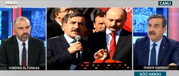 GENEL BAŞKANIMIZ BENGÜ TÜRK TV'YE KONUK OLDU