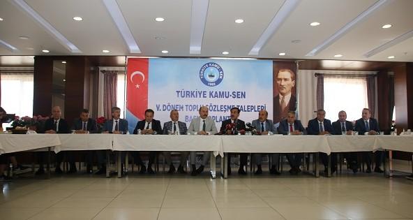 İL TEMSİLCİLERİNİN DİKKATİNE (TOPLU SÖZLEŞME TALEP METNİ) 23.07.2019