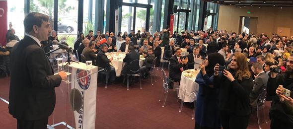 Genel Başkan Önder Kahveci: Milli Mücadelenin 100. Yılında 1 Mayıs'ta Samsun'dayız