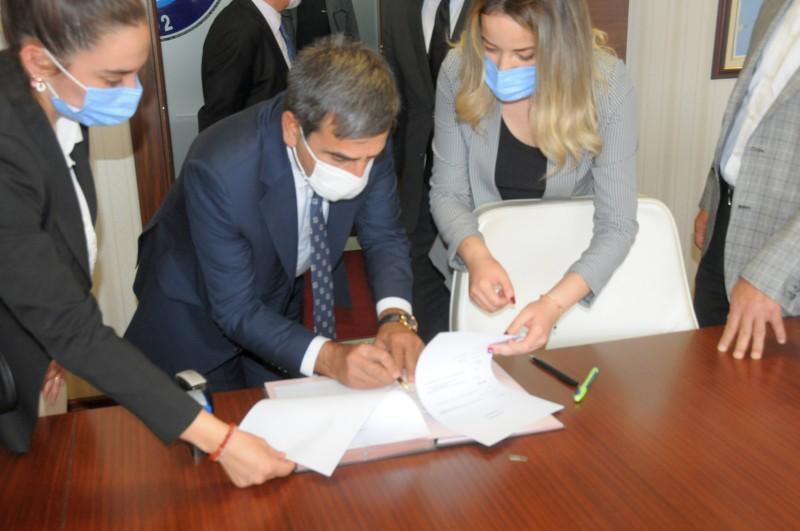 Özel Mayagöz Hastanesi ve Özel Troyagöz Tıp Merkezi İle Anlaşma İmzandı