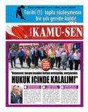 TÜRKİYE KAMU-SEN GAZETESİ 104. SAYISI