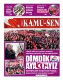 TÜRKİYE KAMU-SEN GAZETESİ 106. SAYISI