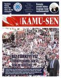 TÜRKİYE KAMU-SEN GAZETESİ 107. SAYISI