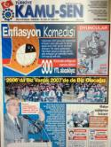 TÜRKİYE KAMU-SEN GAZETESİ 38. SAYISI