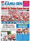 TÜRKİYE KAMU-SEN GAZETESİ 54. SAYISI