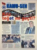 TÜRKİYE KAMU-SEN GAZETESİ 69. SAYISI