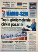 TÜRKİYE KAMU-SEN GAZETESİ 73. SAYISI