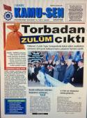 TÜRKİYE KAMU-SEN GAZETESİ 75. SAYISI