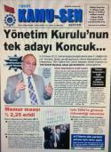 TÜRKİYE KAMU-SEN GAZETESİ 76. SAYISI