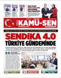 TÜRKİYE KAMU-SEN GAZETESİ SENDİKA 4.0 ÖZEL SAYISI ŞUBAT 2019