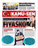 TÜRKİYE KAMU-SEN GAZETESİ TOPLU SÖZLEŞME ÖZEL SAYISI EYLÜL 2019